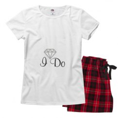 Ladies Pajama Set