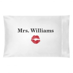 Mrs. Williams Red Lips