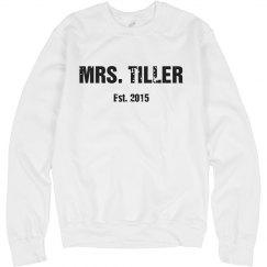 Mrs. Established Date