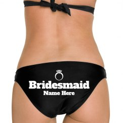 Beach Bound Bridesmaid