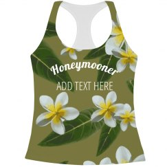 Tropical Honeymooner All Over Print