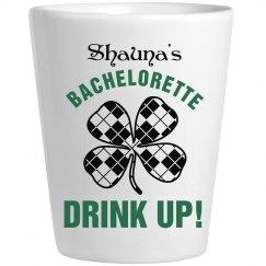Irish Bachelorette Drink Up