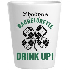 Irish Bachelorette Drink Up