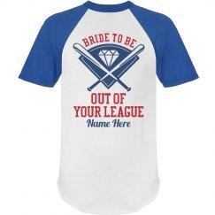 Baseball Bachelorette Girls
