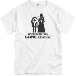 Game Over Alien Bride