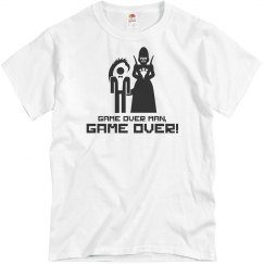Game Over Alien Bride
