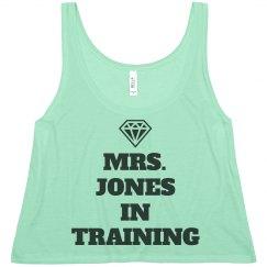 Mrs. Jones In Training