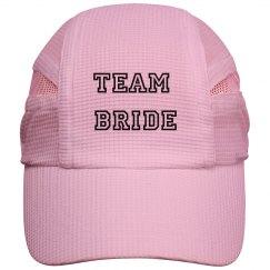 Team Bride Pink Hat