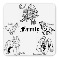 Family Animals