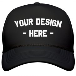 Just Married Create A Custom Hat