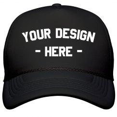 Just Married Create A Custom Hat