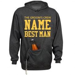 The Groom's Crew