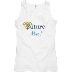 Future Mrs! Tank Top