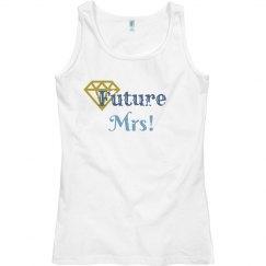 Future Mrs! Tank Top