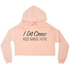 Trendy I Do Crew Diamond