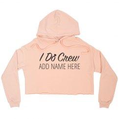 Trendy I Do Crew Diamond