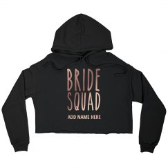 Custom Shiny Trendy Bride Squad