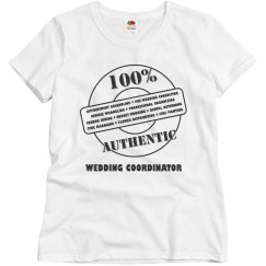 Authentic Wedding Coordinator