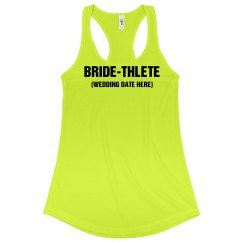 Bride Athlete Custom Workout