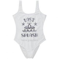 Last Splash Bride