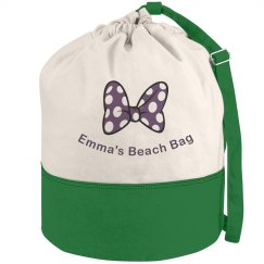 Bride Beach Duffel Bag