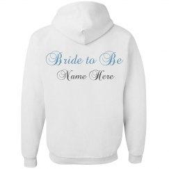 Winter Bride Hoodie