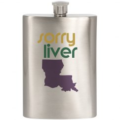 sorry liver flask