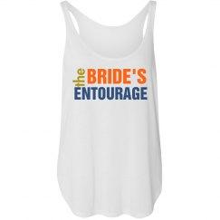 Bride's Entourage
