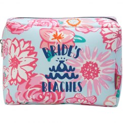 Bride's Beaches Cosmetic Bag