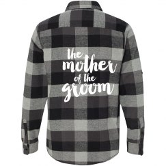 Mother of Groom Flannel Shirts