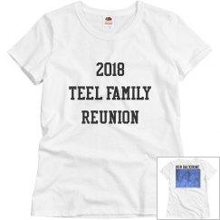Ladies 2018 Teel Family Reunion
