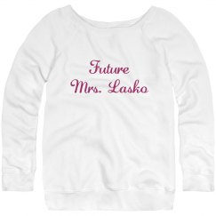 Future Mrs. Sweatshirt