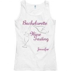 Wine Tasting Bachelorette