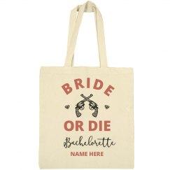 Custom Bride Or Die Pistols