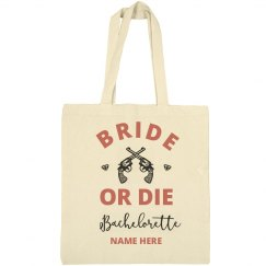 Custom Bride Or Die Revolver