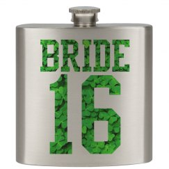 Team Irish Bride Drinking Gift