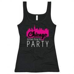 Brides Party In Chicago