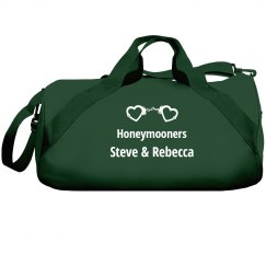 Honeymoon Duffel Bag