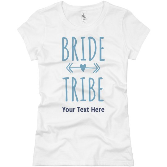 Add Your Text Bride