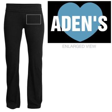 Aden's Bride Yoga Pants
