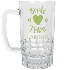 Custom Bride Tribe Drinking Gift