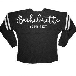 Bachelorette Party Custom Name Bride Tribe Shirts
