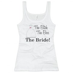 Bitch, Boss, Bride Tank!