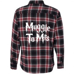 Muggle to Mrs Shirt