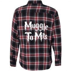 Muggle to Mrs Shirt