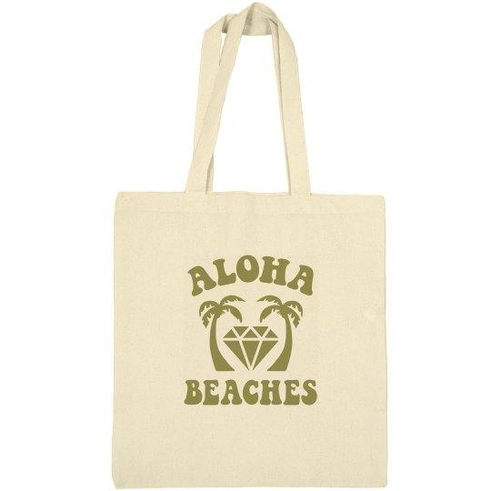 Aloha Beaches Tote