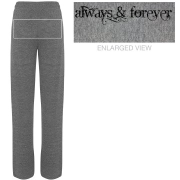 always and forever pants