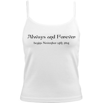 Always and Forever tank