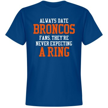 Always Date Broncos Bachelor
