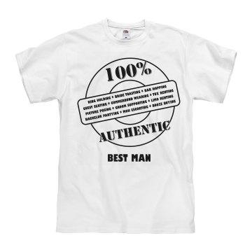 Authentic Best Man